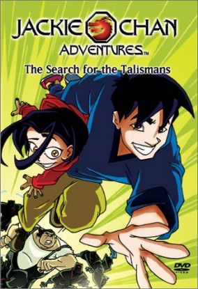 Jackie Chan Adventures 3 (dub)