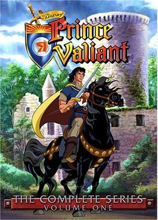 The Legend Of Prince Valiant: Season 1