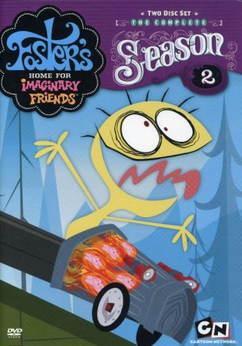 Foster's Home For Imaginary Friends: Season 2