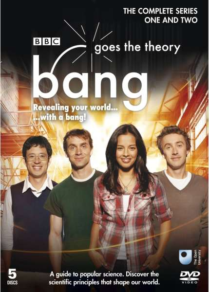 Bang Goes The Theory: Season 2