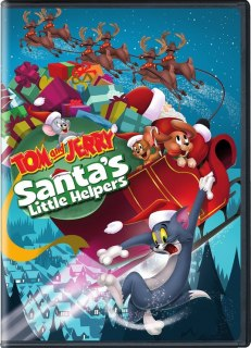 Tom And Jerry's Santa's Little Helpers
