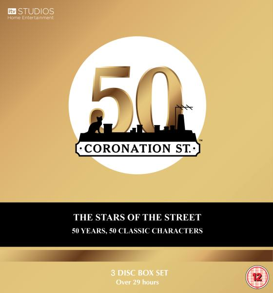 The Stars Of The Street: 50 Years, 50 Classic Characters