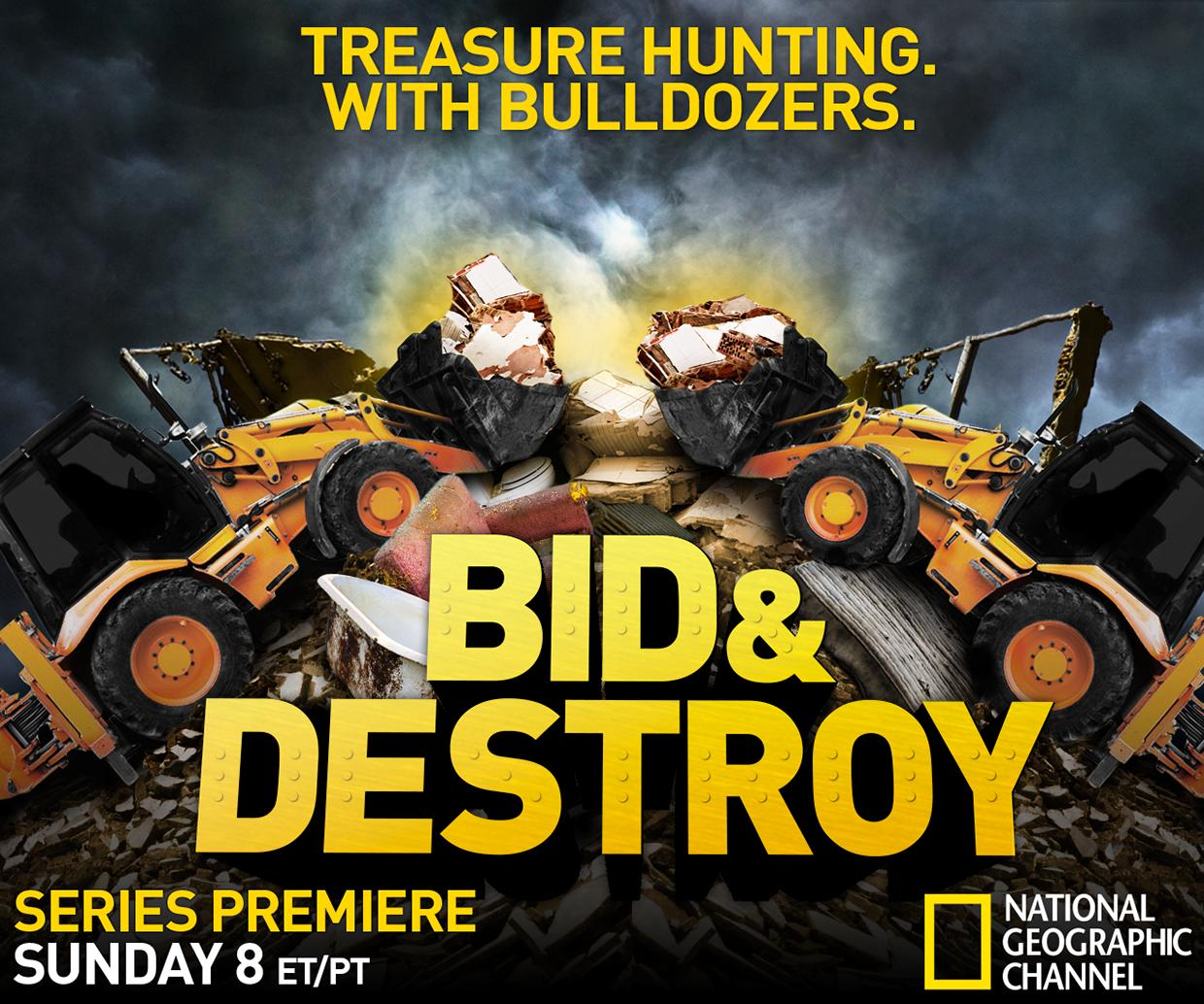 Bid & Destroy: Season 1