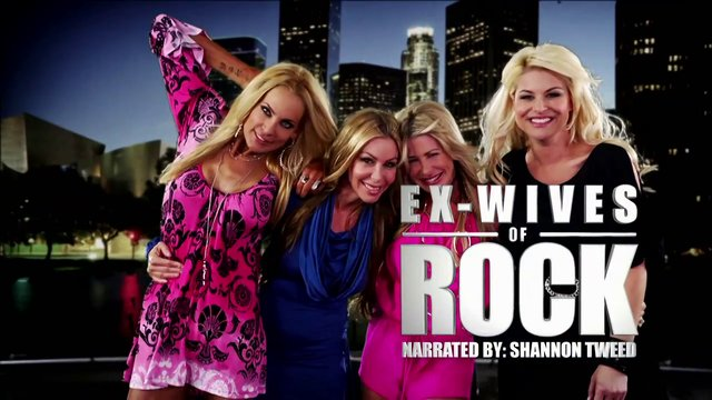 Ex-wives Of Rock: Season 2