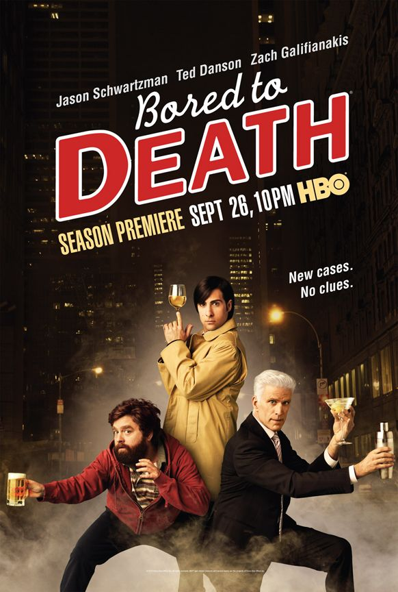 Bored To Death: Season 2