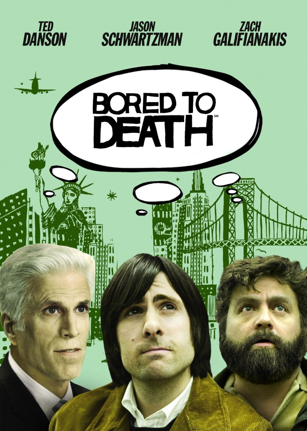 Bored To Death: Season 1