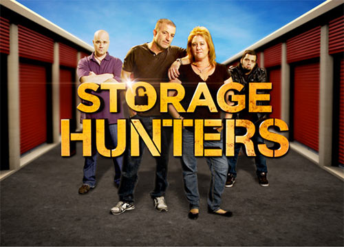 Storage Hunters Uk: Season 2