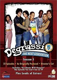 Degrassi: The Next Generation: Season 3