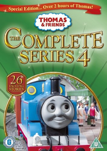 Thomas The Tank Engine & Friends: Season 4