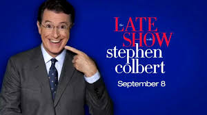 The Late Show With Stephen Colbert: Season 2015