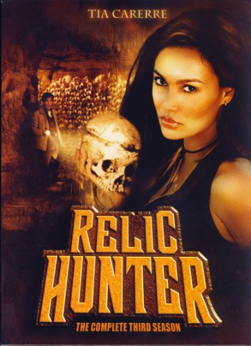 Relic Hunter: Season 3