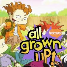 How To Be A Grown Up: Season 1