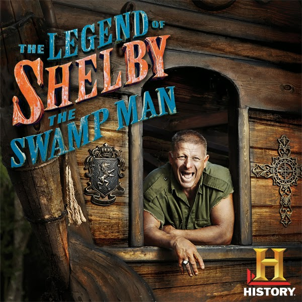 The Legend Of Shelby The Swamp Man: Season 2