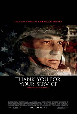 Thank You For Your Service (2017)