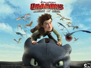 Dreamworks Dragons: Season 5