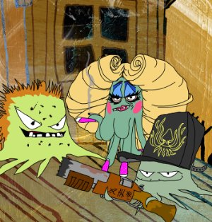 Squidbillies: Season 10