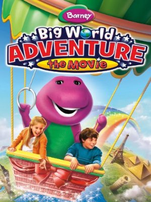 Barney: Big World Adventure: The Movie
