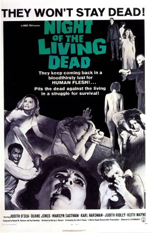 Night Of The Living Dead 1968