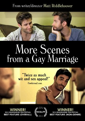 More Scenes From A Gay Marriage