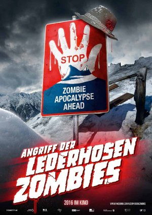 Attack Of The Lederhosen Zombies