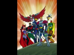 Avengers: United They Stand: Season 1