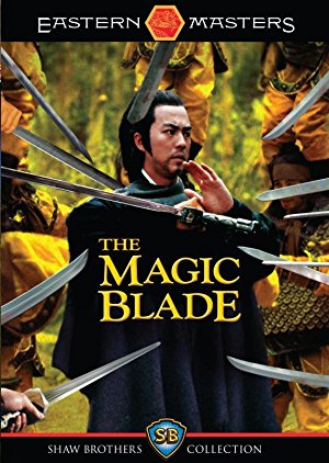 The Magic Blade