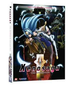 Xenosaga The Animation (dub)