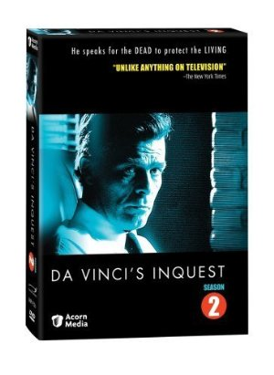Da Vinci's Inquest: Season 4