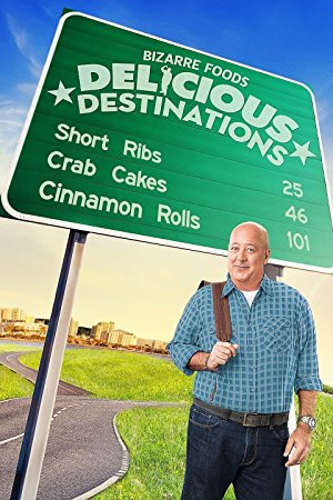 Bizarre Foods: Delicious Destinations: Season 6