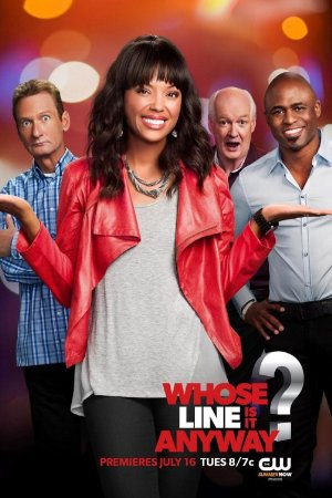 Whose Line Is It Anyway?: Season 14