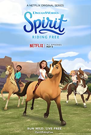 Spirit Riding Free: Season 1