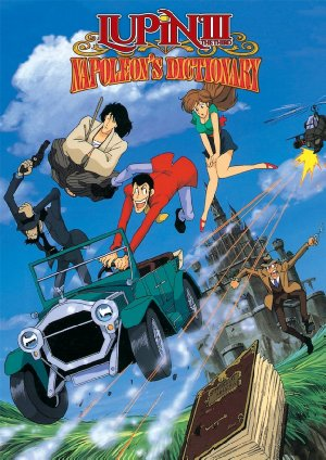 Lupin The 3rd: Napoleon's Dictionary