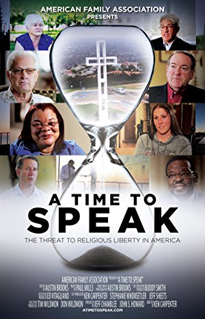 A Time To Speak