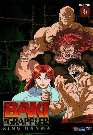 Baki The Grappler (dub)