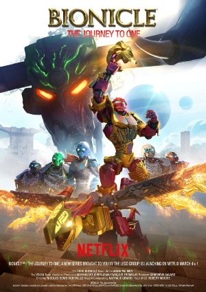 Lego Bionicle: The Journey To One: Season 2