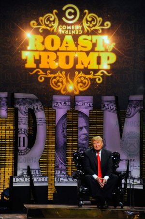 Comedy Central Roast Of Donald Trump