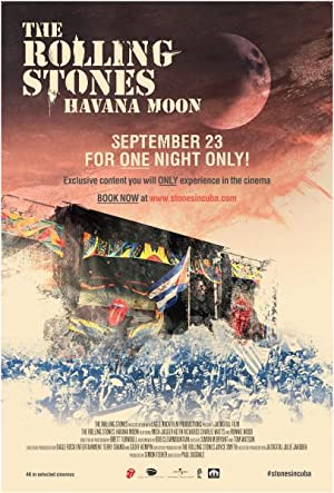 The Rolling Stones Havana Moon