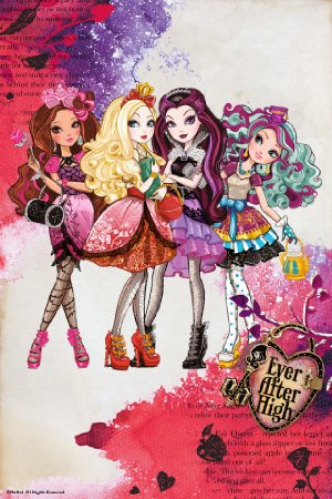 Ever After High: Season 1