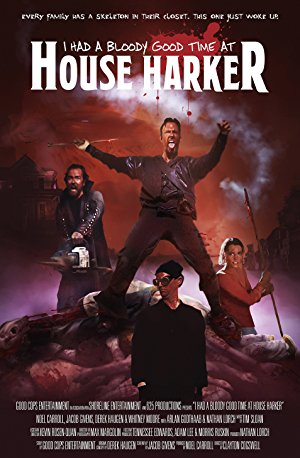 I Had A Bloody Good Time At House Harker