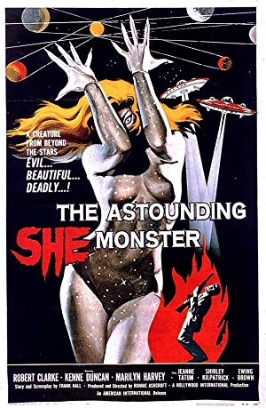 The Astounding She-monster