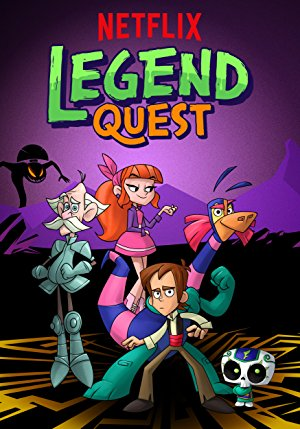 Legend Quest (2017): Season 1
