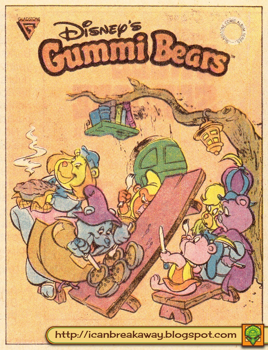 Adventures Of The Gummi Bears: Season 2