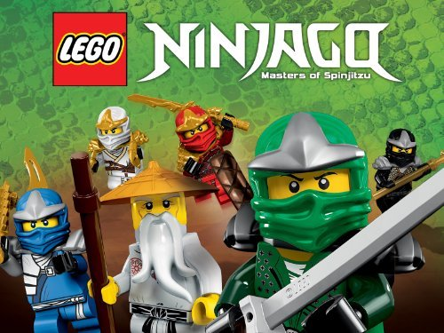 Ninjago: Masters Of Spinjitzu: Season 1