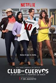 Club De Cuervos: Season 1