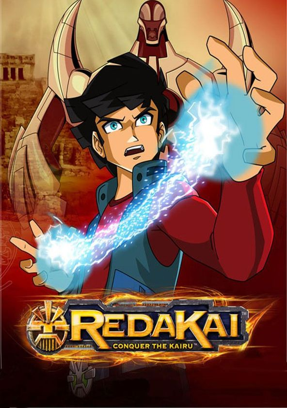 Redakai: Conquer The Kairu: Season 2