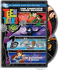 Teen Titans: Season 3