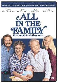 All In The Family: Season 4