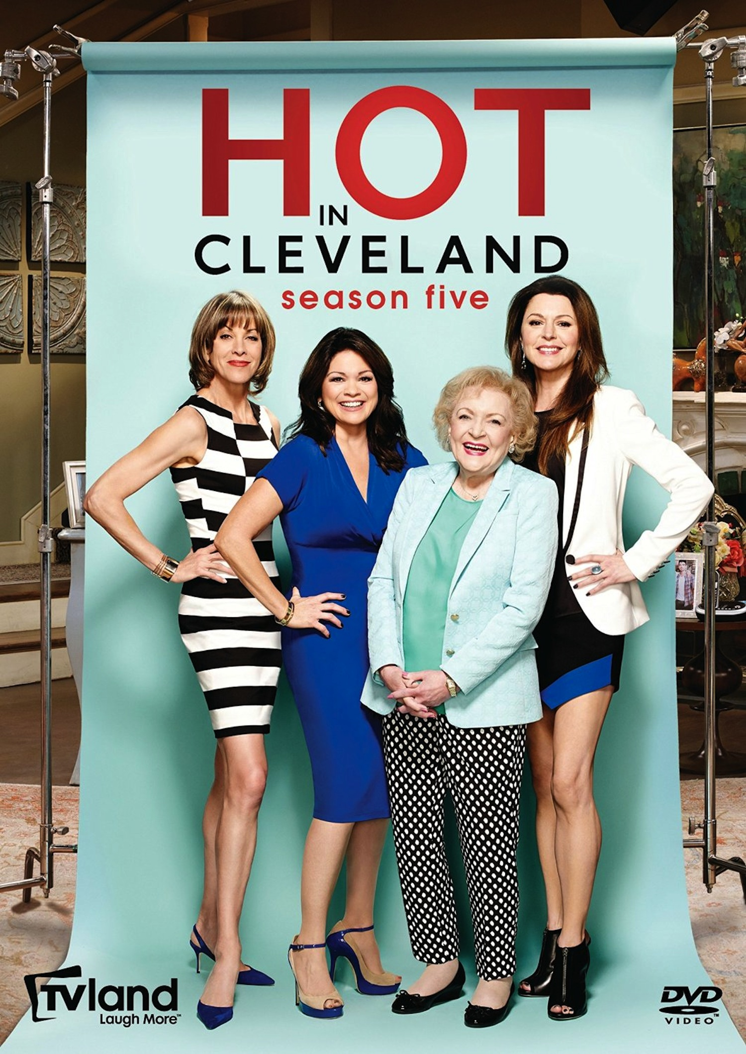 Hot In Cleveland: Season 5