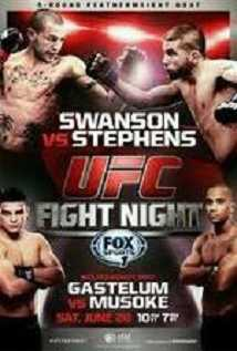 Ufc Fight Night 44: Swanson Vs. Stephens