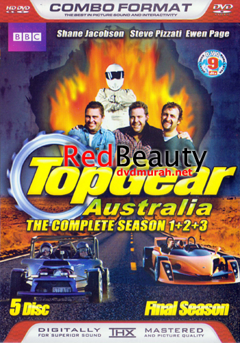 Top Gear Australia: Season 1